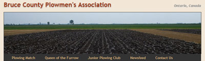 Bruce County Plowmen's Association
