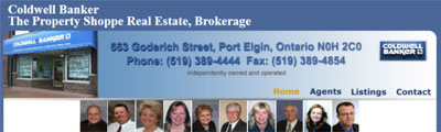 Coldwell Banker Real Estate - the Property Shoppe
