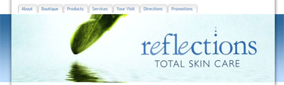 Reflections Total Skin Care - Port Elgin