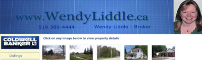 Wendy Liddle Real Estate Broker